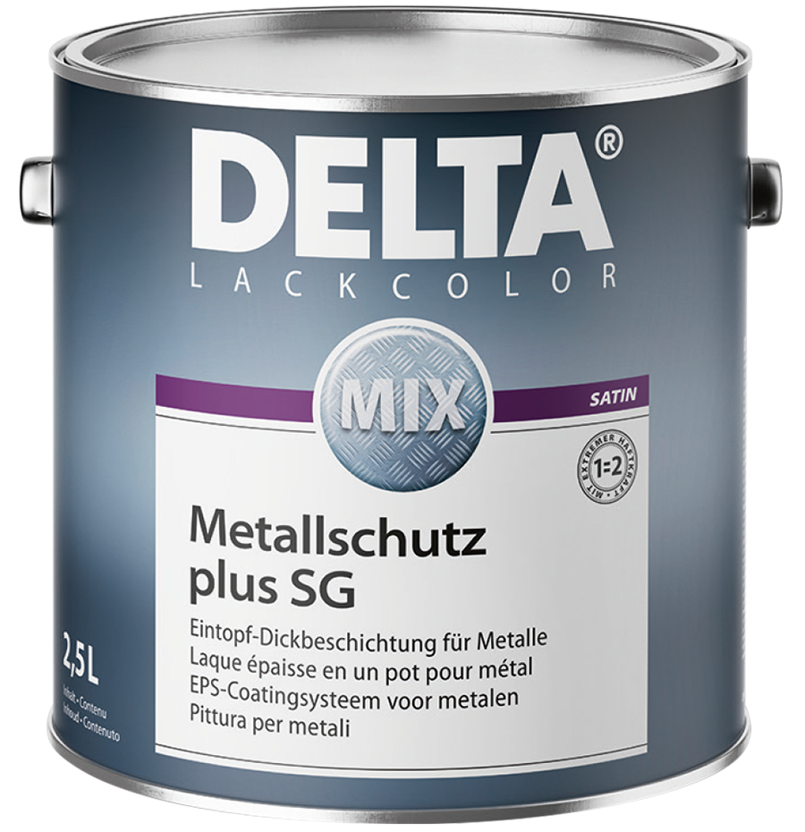 Delta  METALSCHUTZ MIX 2    1L