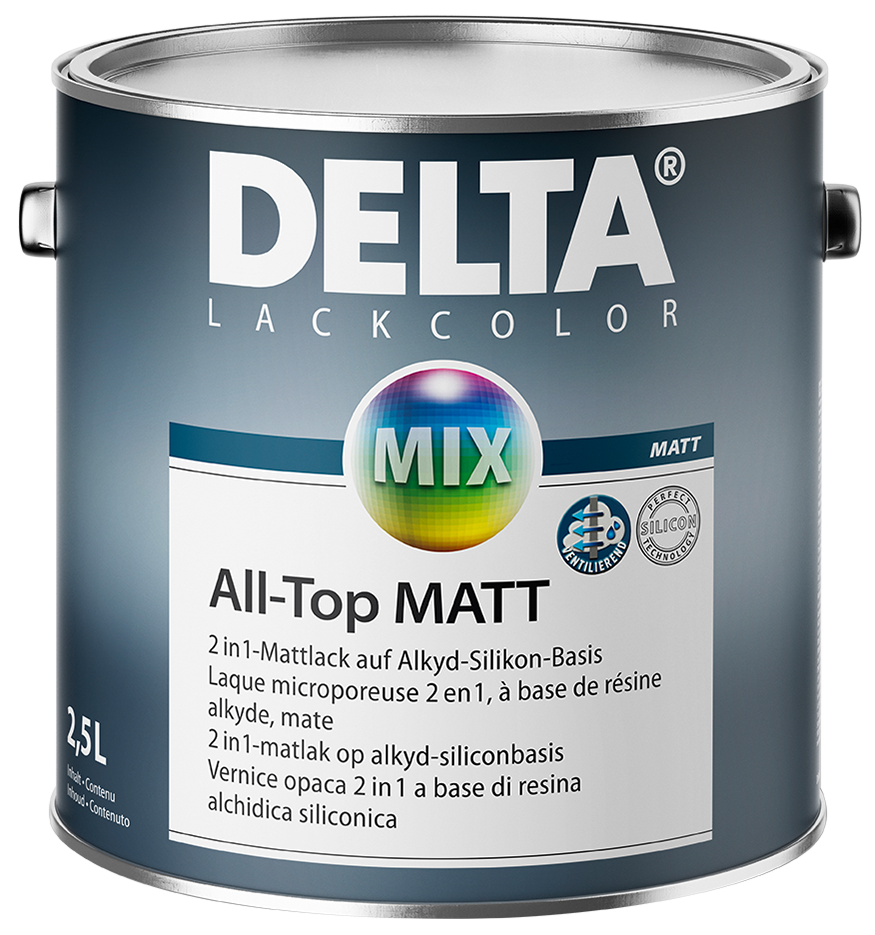 Delta  ALTOP MATT MIX 3     1L